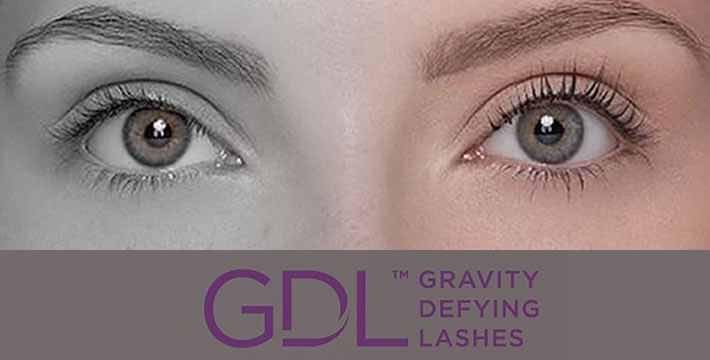 GDL lashes